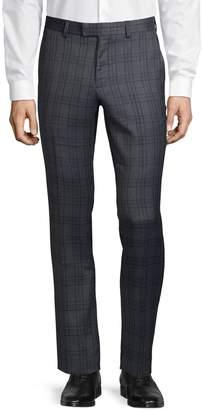 Sondergaard Slim Fit Check Dress Pants