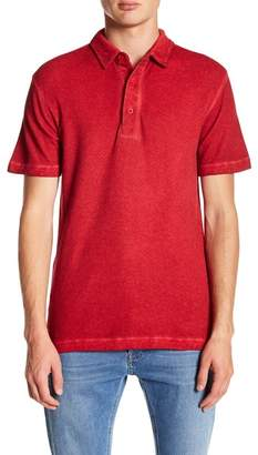 Gilded Age Textured Pigment Dyed Polo