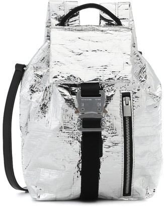 Alyx Baby X foil backpack