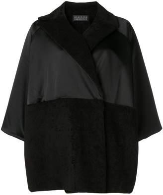 Gianluca Capannolo oversized draped coat