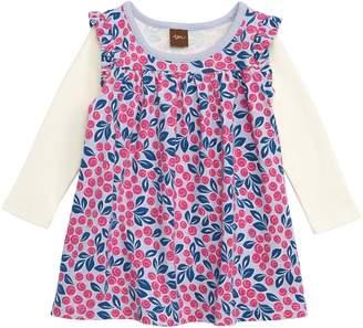 Tea Collection Layered Print Dress