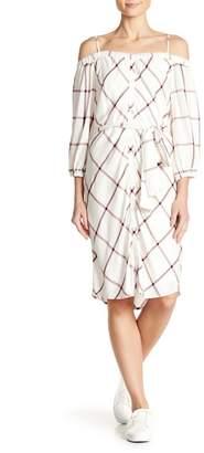 Splendid Off-the-Shoulder Dress