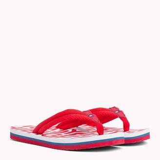 Tommy Hilfiger Logomania Flip-Flops