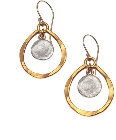 Evelyn Knight Drop Earrings