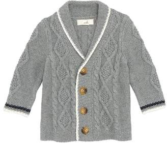 Peek Essentials Peek Hugh Cable Knit Cardigan