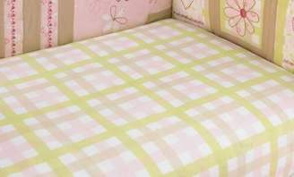 Laura Ashley Love Fitted Sheet by Baby