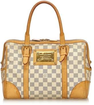 Louis Vuitton Vintage Damier Azur Berkeley