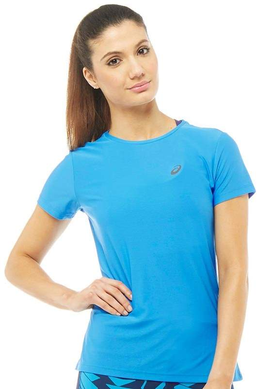Damen T-Shirt Königsblau