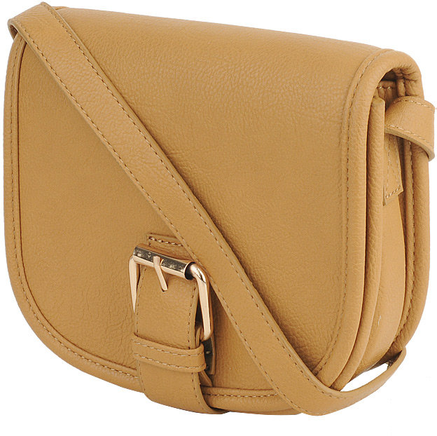 Forever 21 Small Saddle Crossbody