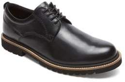 Rockport Marshall Cushioned Leather Derbys