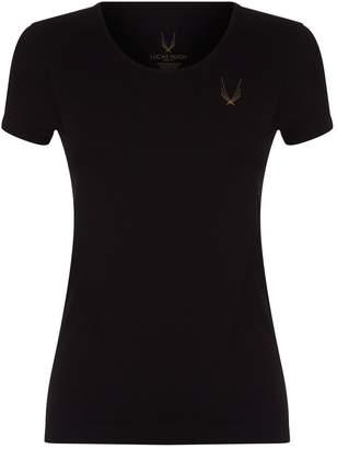 Lucas Hugh Core Technical Knit T-Shirt