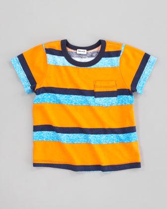 Splendid Littles Asher Striped Jersey Tee