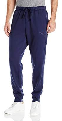 Puma Men's P48 Core Pants Fleece Cuffed Bottom