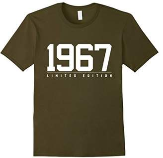 1967 Limited Edition - 51st Birthday Gift Jersey T-Shirt