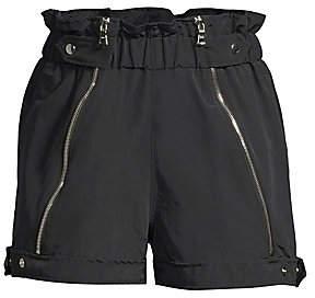 RtA Women's Louie Zipper Shorts