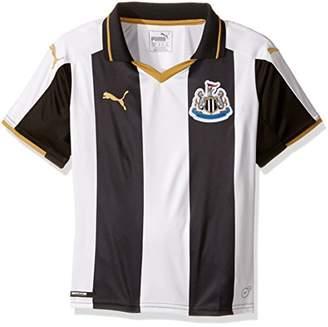 Puma Men's Newcastle Kids Home Replica Shirt