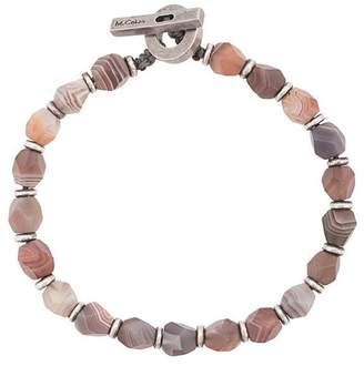 M. Cohen stone link bracelet