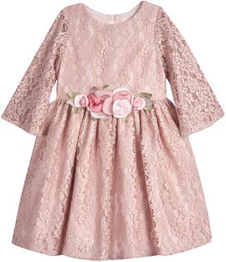Laura Ashley Lace Flower Dress