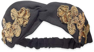 INC International Concepts I.N.C. Sequined Turban Headband, Created for Macy's