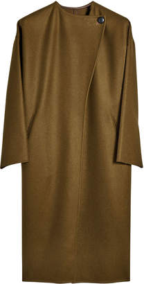 Isabel Marant Coat with Virgin Wool and Cashmere