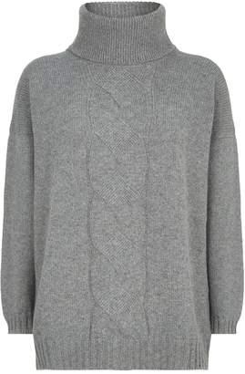 Harrods Roll Neck Sweater