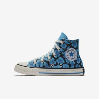 Converse x Dr. Woo Chuck Taylor All Star High Top Big Kids' Shoe