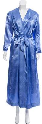 Christian Dior Printed Nightgown