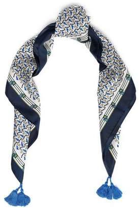 Tory Burch Silk Scarves   Wraps For Women - ShopStyle Australia a2371b229526