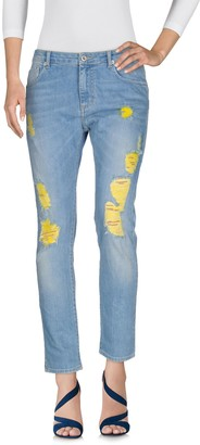 Pianurastudio Denim pants - Item 42539732XH