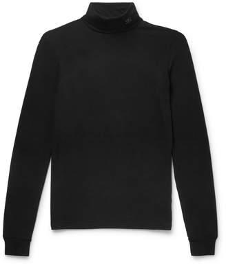 Raf Simons Slim-Fit Jersey Rollneck T-Shirt