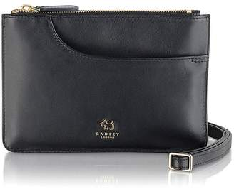 Radley Pockets Small Crossbody Pocket Compartment Bag - Black