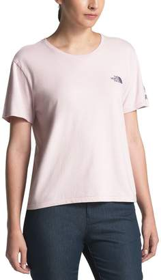 The North Face Well-Loved Cotton T-Shirt - Women's