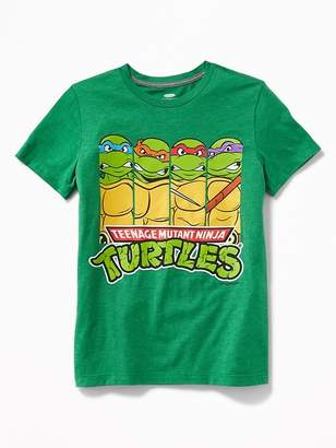 Old Navy Teenage Mutant Ninja Turtles Graphic Tee for Boys