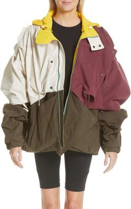 Y/Project Oversize Hooded Jacket