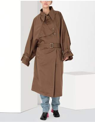 Maison Margiela Long Dyed Trench Coat