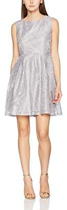 Yumi Women's Leaf Shimmer Dress