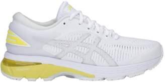 Asics Gel-Kayano 25 - White/Lemon