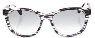 Fendi Sliky Tinted Sunglasses