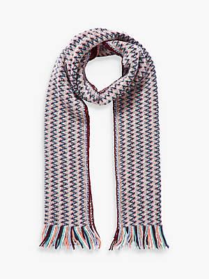 Brora Speckle Knit Cashmere Scarf