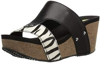 Volatile Women's Charlee Wedge Sandal
