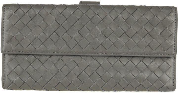 Bottega VenetaBottega Veneta Leather Wallet
