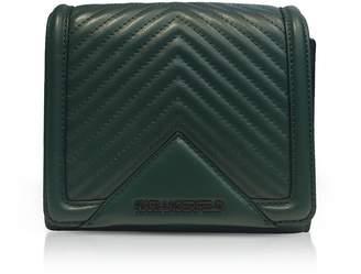 Karl Lagerfeld Paris K/klassik Small Quilted Shoulder Bag