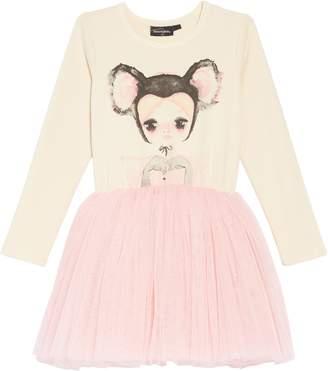Rock Your Kid Koala Belle Circus Dress