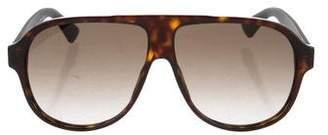 Gucci Gradient Tortoiseshell Sunglasses w/ Tags