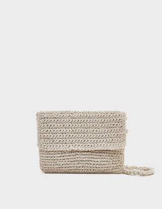 Paloma Wool Lisa Crochet Bag in Ecru