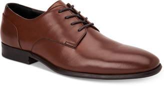Calvin Klein Men's Lucca Leather Dress Shoes Men's Shoes