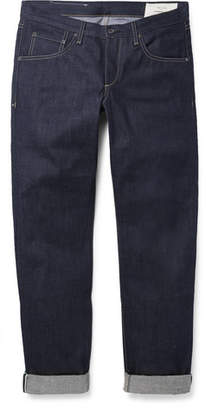 Rag & Bone Fit 2 Slim-Fit Raw Selvedge Denim Jeans