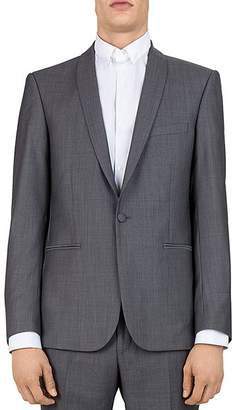 The Kooples Flawless Wool Slim Fit Suit Jacket