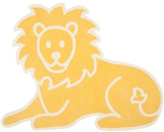 Martha Stewart Safavieh Kids Lion Animal Area Rug