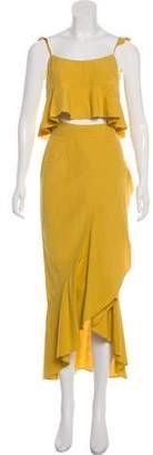 Rachel Zoe Maxi Skirt Set